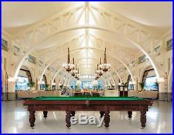 12' Professional Russian Pyramid Billiard / Pool Table