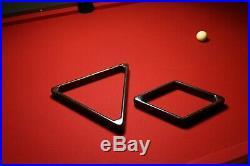 1949 Brunswick centennial 9 Pool Table Anniversary Edition Art Deco