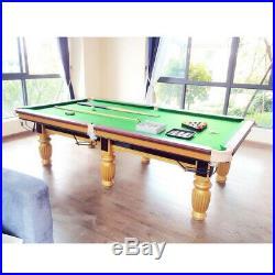 2pcs Professional Billiard Pool Table Cloth 9ft Pool Table Felt 0.6mm Thick
