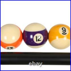 3-Light Ball Design Pool Table Light Billiard Pendant Glass Shade Chandelier