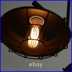36 Island Lighting Kitchen Hanging Pool Table Night Club 3 Cage Shades Light