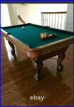 6ft Oldhausen Pool Table