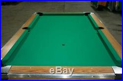 7 ft Arcade Pool Table Ready to Go Comes With Balls And Sticks
