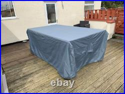 7ft Outdoor waterproof Pool table cover