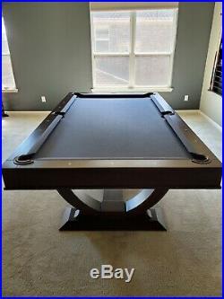 8 ft slate pool table kingdom billiards