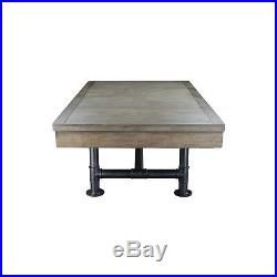 8ft. Bedford Pool Table+ dining Top+ Free Shipping
