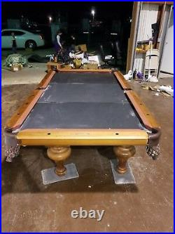 Andrew Gille Pool Table (Peter Vitalie) 7FT