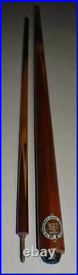 Antique Pool/Billiard/Table Brunswick #360 Two Piece Ebony Shaft Cue c1900