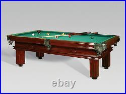 Billard DIJON 7 ft Billardtisch Poolbillard mit Schieferplatte eigenes Design
