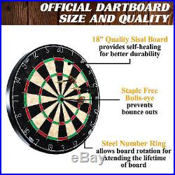 Billiard Table Complete Pool Table with Cue Rack Dartboard and Ball Set Included