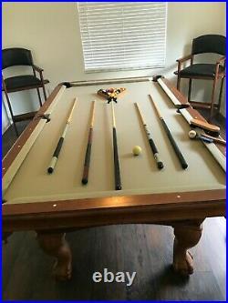 Billiards pool table $1000 OBO