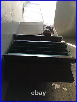 Brunswick-Balke-Collander Collection The Monarch Cushion Pool Table SLATE