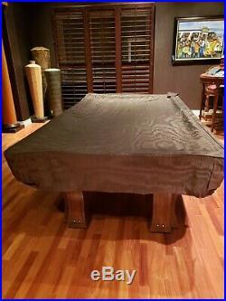 Brunswick Balke Collender pool table Marquette