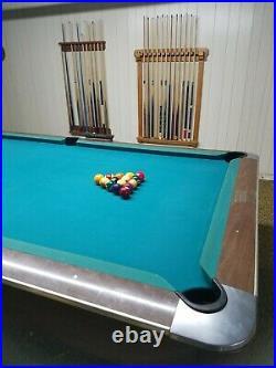 Brunswick Monticello 9 ft pool table