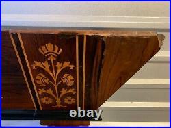 Brunswick balke collender 9 antique pool table billiards great condition