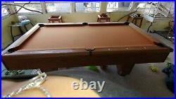 CJ Baily Pool Table. Best Buy Award