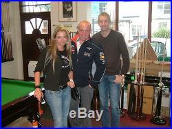 DOWSING SNOOKER, BILLIARD, POOL TABLE IRON DB2TI (New) Chesworth Cues Sheffield