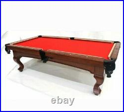 Deluxe Golden West NEW Pool Table 8 ft Slate No wear & tear