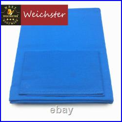 Deluxe Worsted Pool Table Cloth For 8ft Table High Speed Billiard Cloth Felt