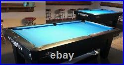 Diamond Smart Pool Table 7 Foot (Black)