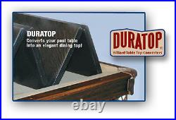 Duratop Pool Table Dining Top Conversion 8' FREE Shipping