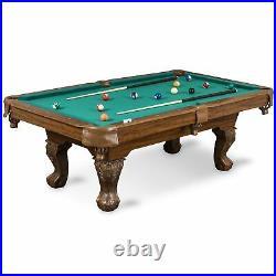 EastPoint Sports Billiard Pool Table with Felt Top