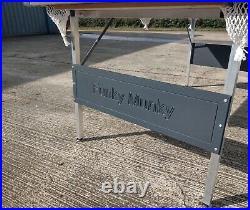 FMF 7ft Deluxe Folding Leg Pool Table Graphite Grey Finish HomePoolTables