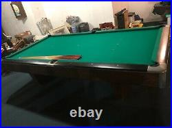 Gandy 5 x 10 Feet Commercial Pool/Snooker Table