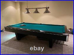 Gandy Histler Regulstion Size 9x41/2 Pool Table