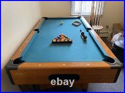 Harvard 6 1/2 Foot Pool Table