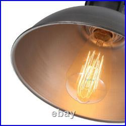 Modern Pool Table Light Billiard 3 Lights Pendant light Metal Chandelier Fixture