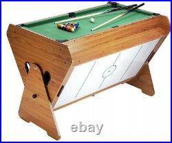 Multifunctional Gaming Table 3in1 Big Cymbergaj Pool Table Bilard Football