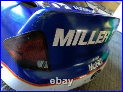 NASCAR Miller Lite Race Car Pool Table Light #2 Rusty Wallace Bar Mancave