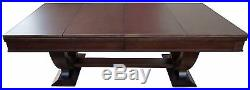 NEW 8ft Contemporary Pool Table with DINING TOP, (DELIVERY & INSTALL INCLUDED)