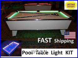 NEW ITEM - Pool Table Light Pool cue table side lights LED