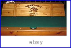 New Custom Light Pool Table Poker Billiards Light 53 with your Name