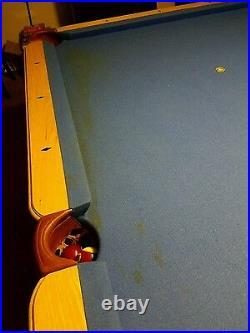 Olhausen 30th Edition Pool Table