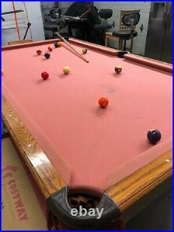 Olhausen Pool Table Billiard Billiards Set