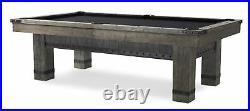 Plank & Hide Morse 8 ft Billiards Pool Table Barnwood Elm + FREE SHIPPING