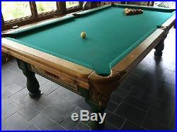 Pool Table Proline Golf Billiard Table by Altamonte Billiard Factory