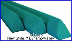 Pool Table Rails for new 7' Dynamo/Valley covered +bed