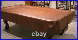 Pool Table by Gandy VERY HIGH QUALITY 8 ft Size & Accessories