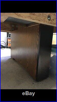 Pool table 8 Foot Preowned AMF Playmaster