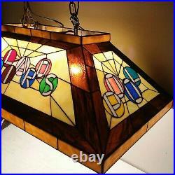Pool table light BILLIARDS POOL