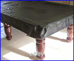 QUALITY Pool Snooker Billiard Table Cover Fitted Heavy Duty Vinyl 10ft RRP $260