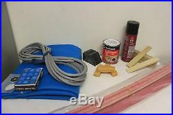 Recovering Kit for 8 foot Billiards Pool Tables