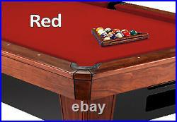Simonis 860 Pool Table Cloth Felt Red 8