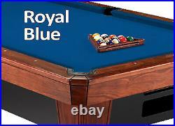 Simonis 860 Pool Table Cloth Felt Royal Blue 7