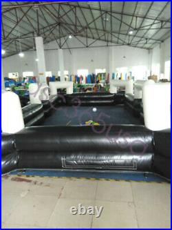 Snooker Ball Game Inflatable Foot Pool Table Football Pool Pitch Ball Billiards
