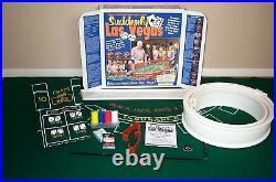 Suddenly Las Vegas Craps or Blackjack billards conversion game kit pool table